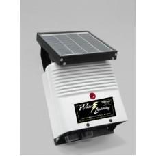 WHITE LIGHTNING 200 SOLAR FENCE ENERGIZER