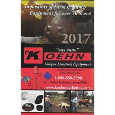 Hard Copy Koehn Marketing Catalog