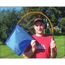"New 60"" and 50"" Whip Flag w/ LOGO PRINTING"
